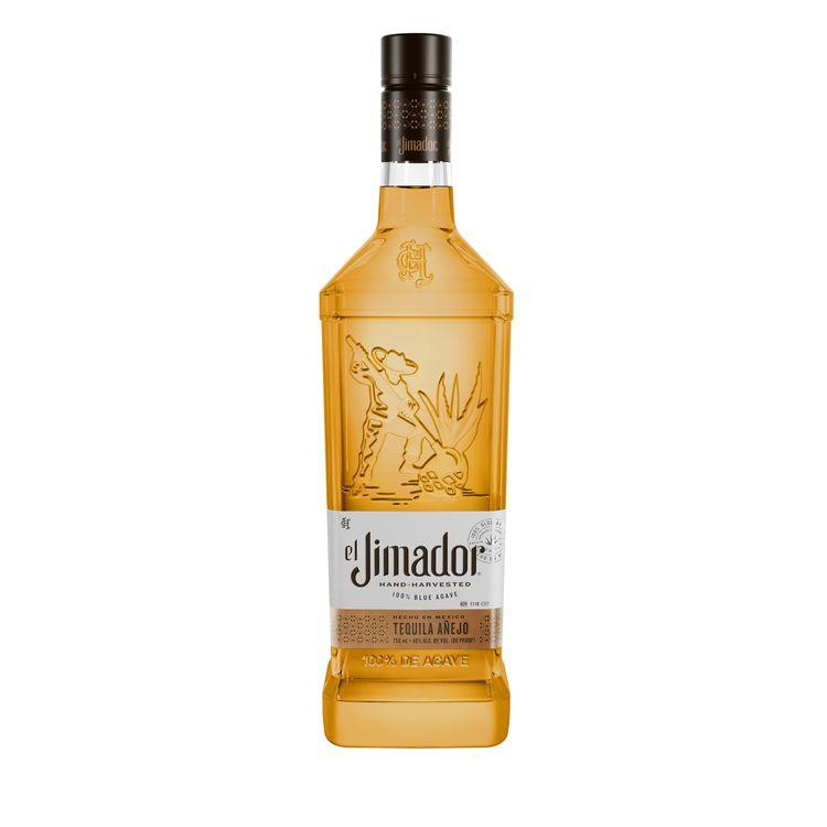 El Jimador Añejo Tequila, 750 mL, 80 Proof