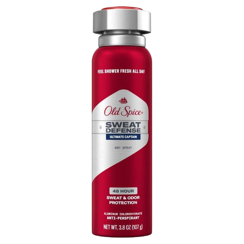 Old Spice Ultimate Captain Sweat Defense Dry Spray