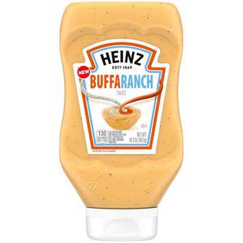 Heinz Buffaranch Buffalo & Ranch Sauce, 16.5 fl oz Bottle