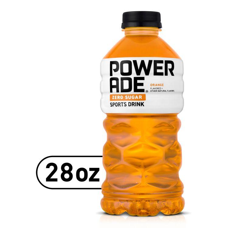 Powerade Zero Orange