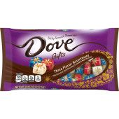 Dove Promises Mixed Chocolate Christmas Gift Candies, 8.20 Oz. Bag