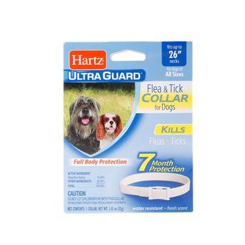 Hartz® UltraGuard® Flea and Tick Collar for Large Dogs