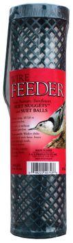 C&S Wire Nuggets & Suet Balls Wild Bird Feeder, 1 Lb. Capacity