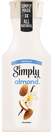 Simply Almond Vanilla