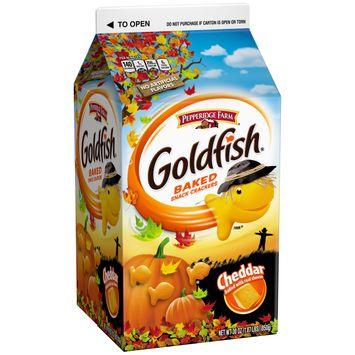 Pepperidge Farm® Goldfish® Cheddar Crackers, 30 oz. Carton