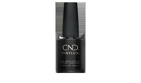 Cnd Vinylux Weekly Top Coat 0.5Oz