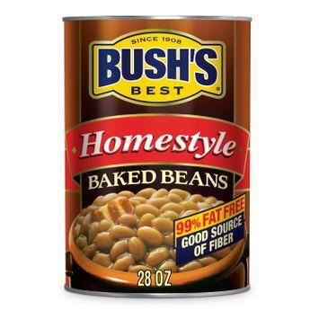 BUSH'S Homestyle Baked Beans