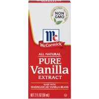 McCormick Pure Vanilla Extract, 8 Fl Oz