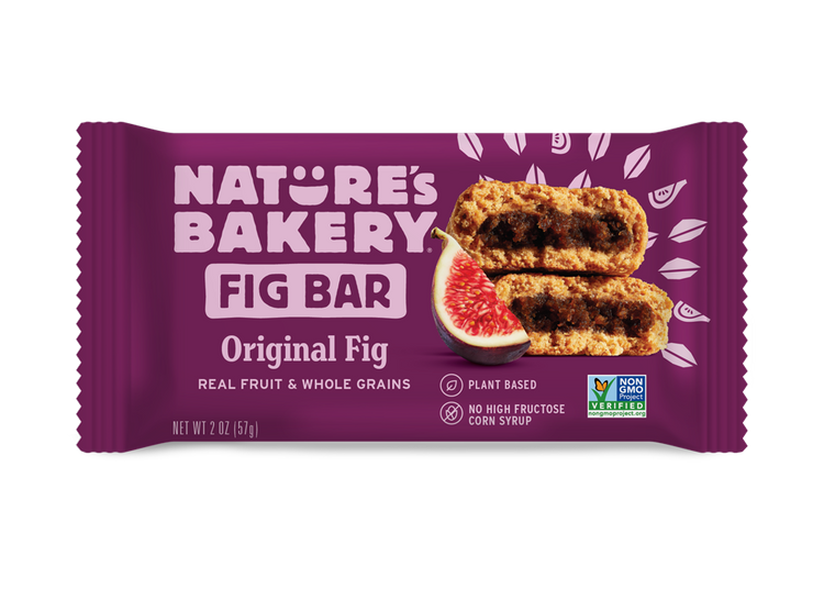 Nature's Bakery Whole Wheat Fig Bars Original Fig