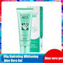 Aloe Gel Lotion hydratante Crème pour le visage Diy Lavage à la main Aloe Vera 60g @7edition
