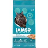 IAMS™ PROACTIVE HEALTH™ Adult Indoor Weight & Hairball Care Dry Cat Food with Chicken & Turkey
