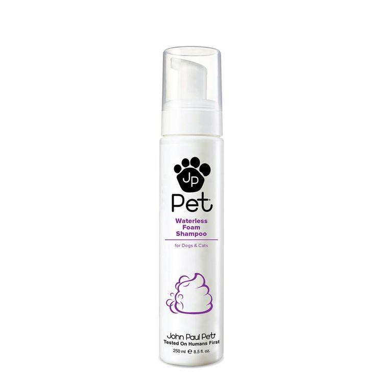 John Paul Pet Waterless Foam Shampoo, 8.5 fl. oz.