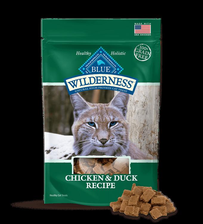 Blue Wilderness™ Cat Treats Chicken & Duck