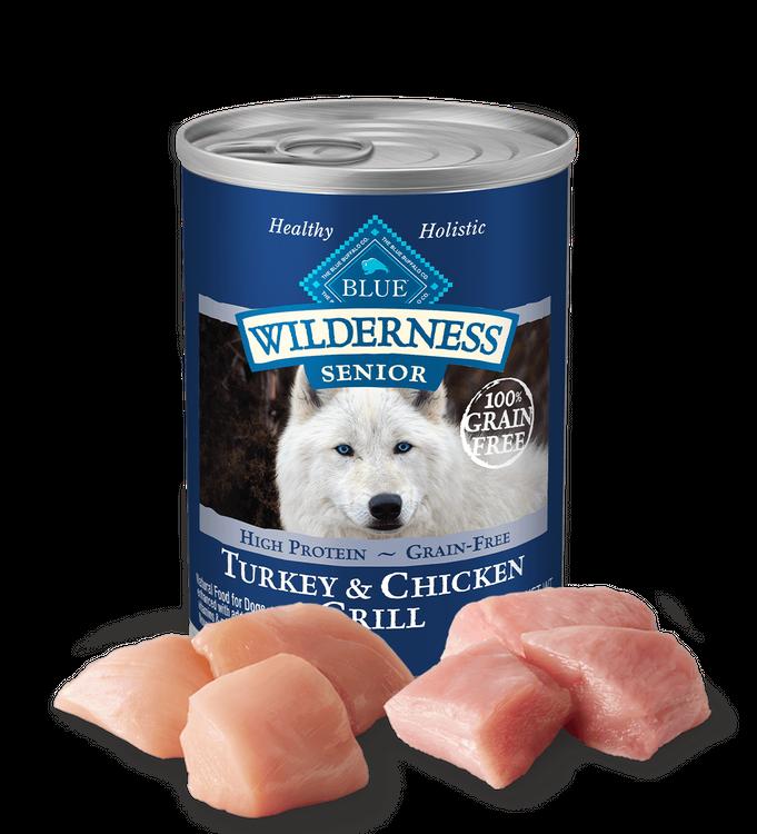 Blue Wilderness™ Wet Dog Food - Turkey & Chicken