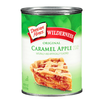 Duncan Hines Wilderness Original Caramel Apple