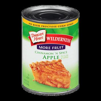 Duncan Hines Wilderness More Fruit Cinnamon 'N Spice Apple