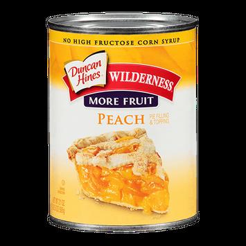 Duncan Hines Wilderness More Fruit Peach