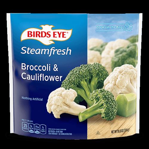 Birds Eye® Steamfresh® Broccoli & Cauliflower