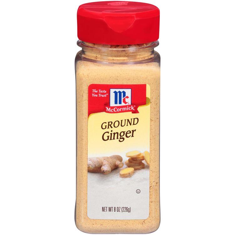 McCormick Ground Ginger, 8 Oz