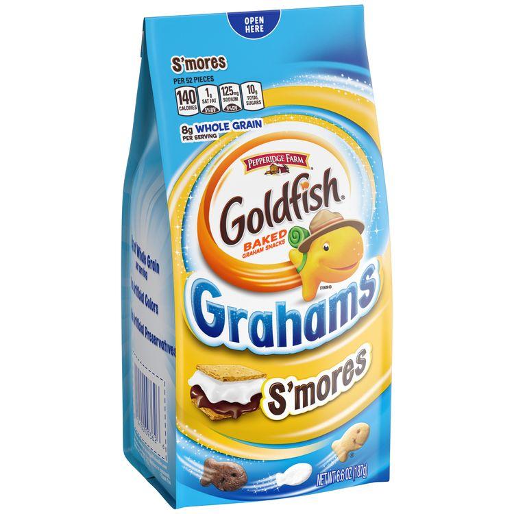 Pepperidge Farm® Goldfish® Grahams S'mores Crackers, 6.6 oz. Bag