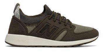 New Balance Classics WRL420S (Military Dark Triumph Green/Bone) Women's Classic Shoes