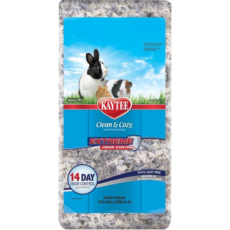 Kaytee Clean & Cozy Extreme Odor Control Bedding 24.6 Liters