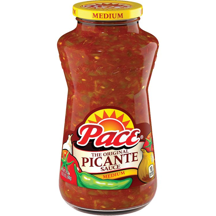 Pace® Medium Picante Sauce, 24 oz.