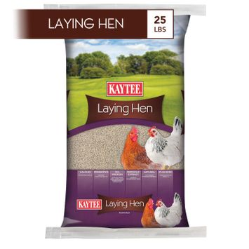 Kaytee Laying Hen Poultry Feed 25lb