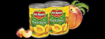Delmonte Yellow Cling Peach Halves