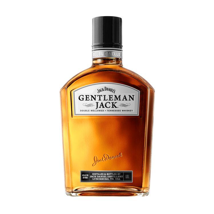 Jack Daniel's Gentleman Jack Tennessee Whiskey, 80 Proof
