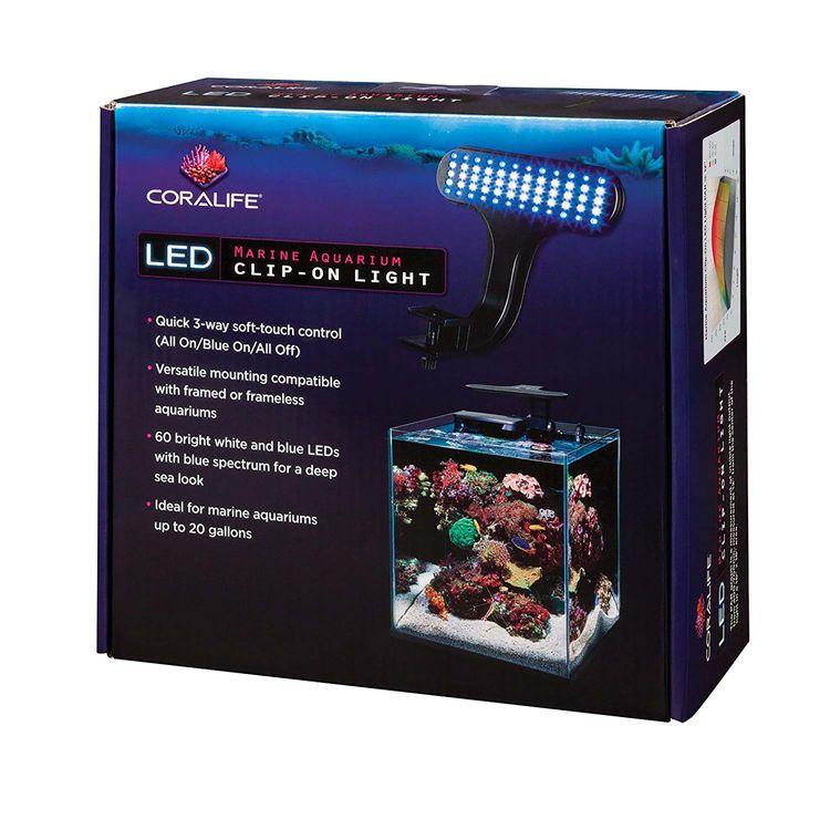 Coralife Clip-On Marine LED Light