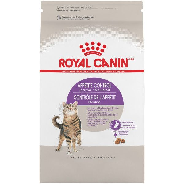 Royal Canin Appetite Control Spayed / Neutered Dry Cat Food
