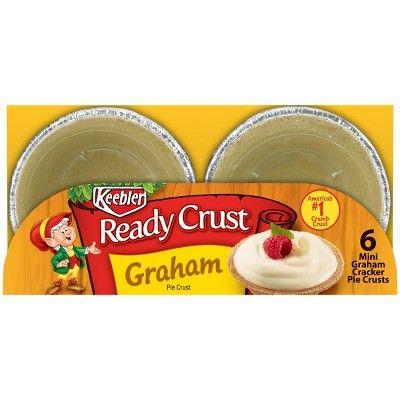 Keebler Ready Crust Mini Graham Pie Crust
