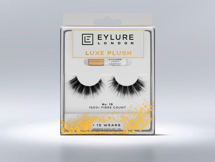 Eylure Luxe Plush No. 15