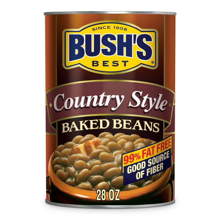 BUSH'S Country Style Baked Beans