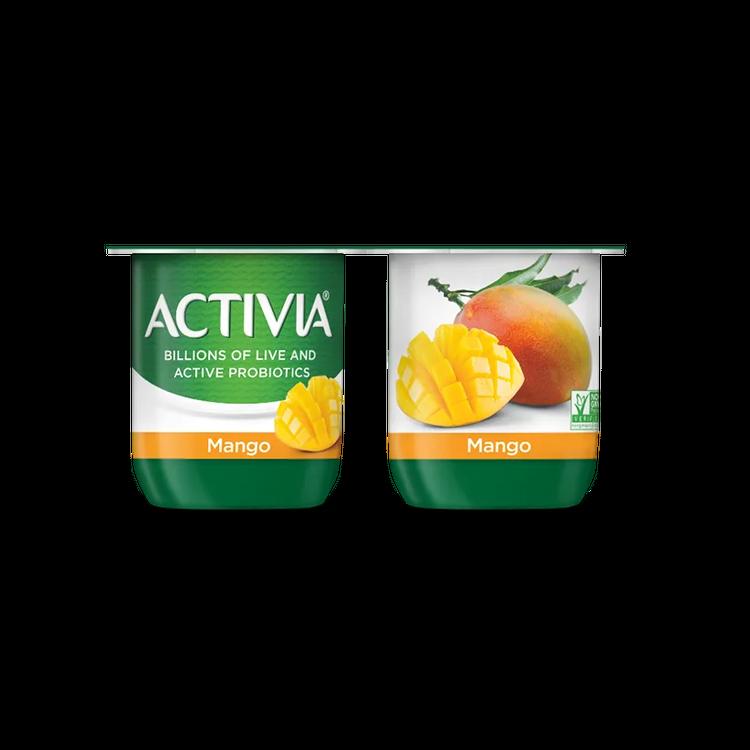 Activia Mango 4X4Oz