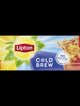 Lipton Cold Brew Family Size Tea Bags