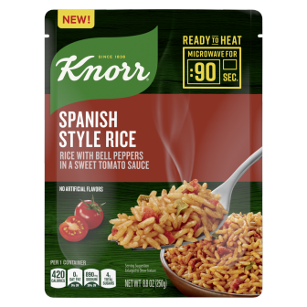 Knorr® Ready to Heat Spanish Style Rice