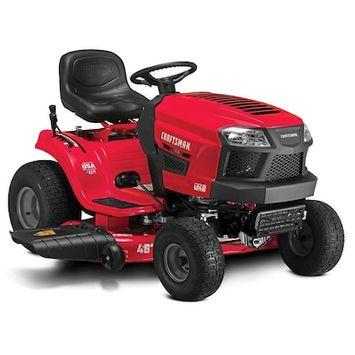 CRAFTSMAN T140 18.5-HP Hydrostatic 46-in Riding Lawn Mower