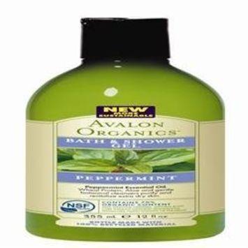 Avalon Peppermint Bath & Shower Gel 350ml x 1 by Avalon