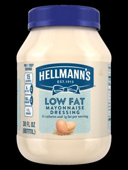 Hellmann's Low Fat Mayonnaise Dressing