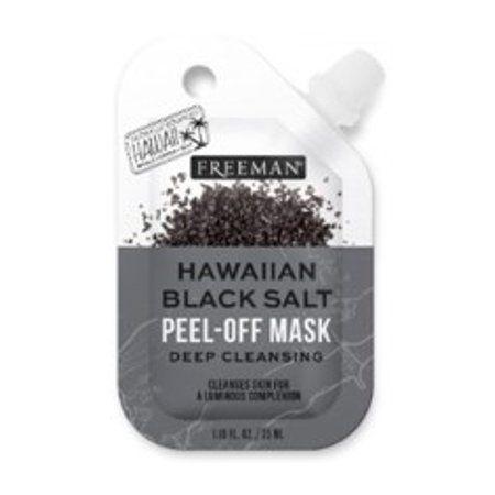 Freeman Hawaiian Black Salt Spout Mask