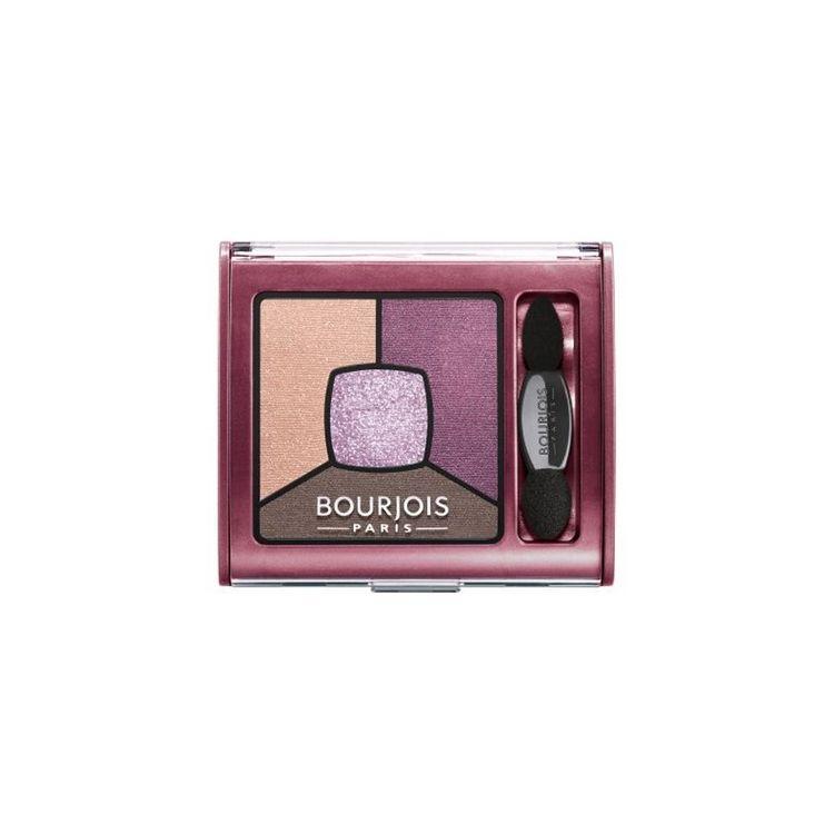 Bourjois Smoky Stories Eyeshadow Palette Quad 15 Brilliant Prunatte Shadow