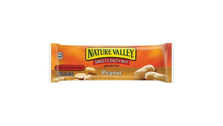 Nature Valley™ Chewy Granola Bars Sweet & Salty Peanut (16 ct) 1.2 oz