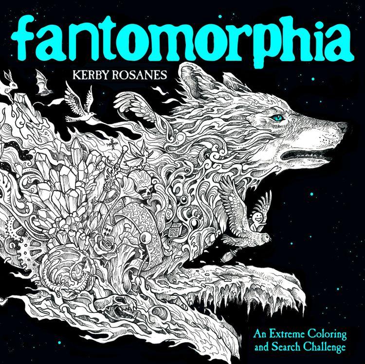 Fantomorphia (Paperback) (Kerby Rosanes)