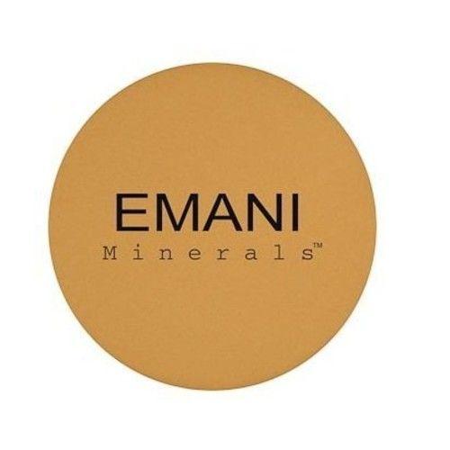 Emani Minerals Pressed Mineral Foundation 295 Kahlua
