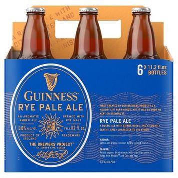 Guinness® Rye Pale Ale - 6pk / 11.2oz Bottles
