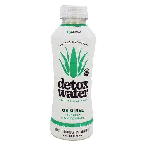 Bioactive Aloe Water Original Lychee & White Grape - 16 fl. oz.
