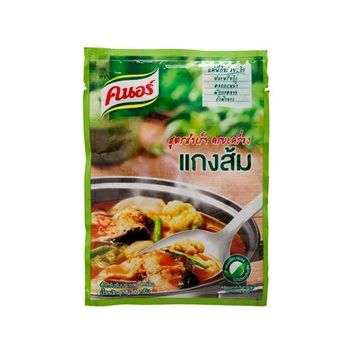 Knorr Kang Som Receipt Mix Five Spice Stew Seasoning 30g. (Pack of 3)