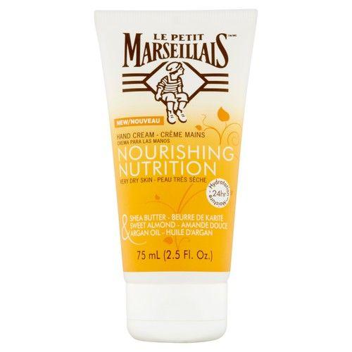 Le Petit Marseillais Shea Butter, Almond & Argan Oil Hand Cream 2.5 oz